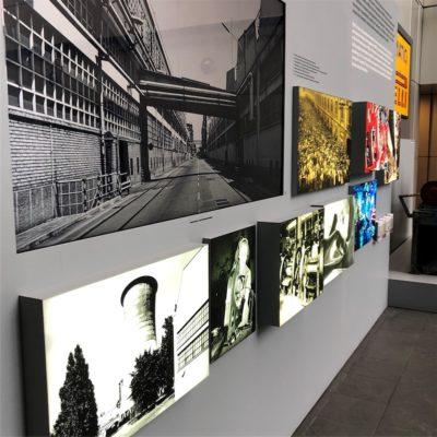 2017, Pirelli spa; HQ1, Milano