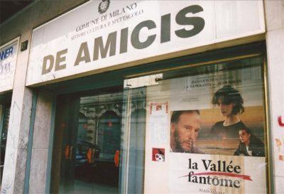 1995, Comune di Milano - Cinema De Amicis