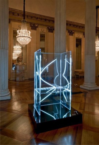 2011, Kartell, Milano, Teatro alla Scala, 7 Electric Chairs...As You Like It