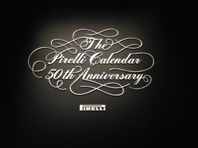 2013, Pirelli, Calendario 50th Anniversary, Milano