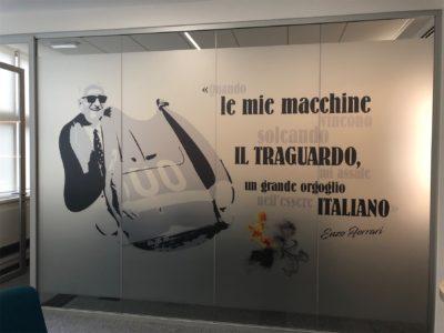 2018, Heuler Ermes, Sede Milano