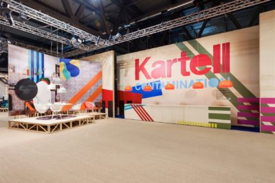 2017, Kartell, Salone del Mobile, Milano, Kartell Contamination
