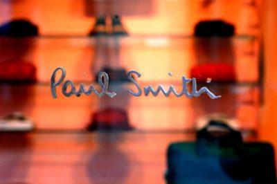 2014, Paul Smith, Milano, Flag Store