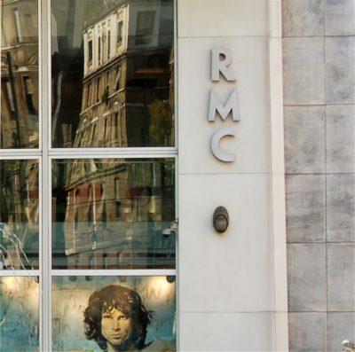 2007, Radio Monte Carlo - 105, sede Milano
