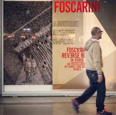 2018, Foscarini, Parigi, Centre George Pompidou, Reverse Room