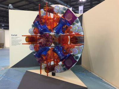2016, Kartell, Milano, Salone Satellite