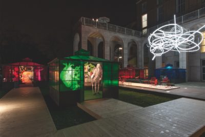 2013, Unopiù, Milano, La Triennale