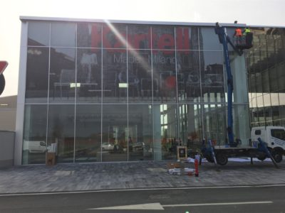 2016, Kartell, Scalo Milano, Flag Store