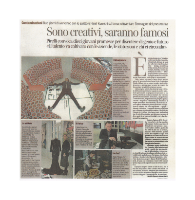 2013, Corriere della Sera 01 febbraio 2014
