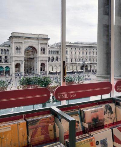 2017, Mondadori Duomo ristrutturazione 3 piano