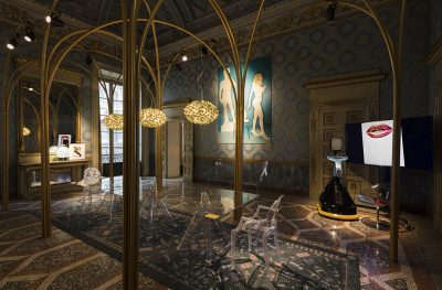 2019, Kartell, Palazzo Reale Mostra 70° anni