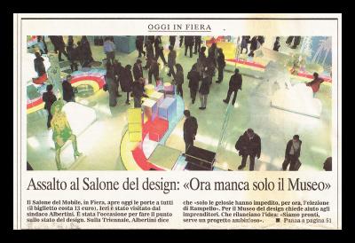 Corriere della Sera, 01 febbraio 2003
