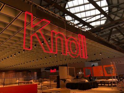 2015, Knoll, Salone del Mobile, Milano