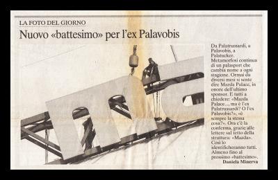 Corriere della Sera 1 febbraio 2003